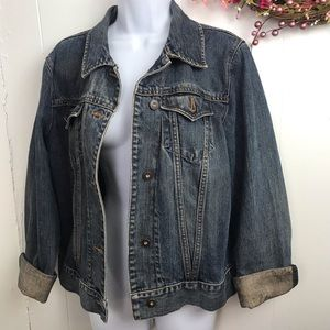 GAP Jackets & Coats - Gap jeans Jacket